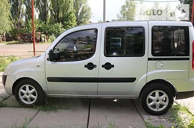 Fiat Doblo пасс. 2009 в Броварах