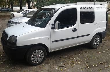 Fiat Doblo пасс. 2004 в Полтаве