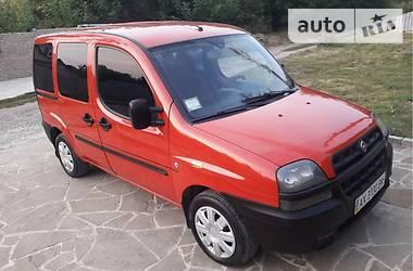 Fiat Doblo пасс. 2002 в Харькове