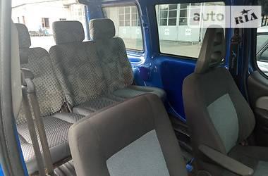 Fiat Doblo пасс. 2009 в Донецке