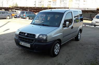 Fiat Doblo пасс. 2004 в Дрогобыче