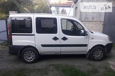Fiat Doblo пасс. 2007 в Жмеринке
