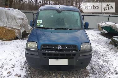 Fiat Doblo пасс. 2003 в Вознесенске