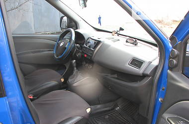 Fiat Doblo пасс. 2011 в Черкассах