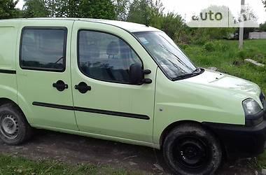 Fiat Doblo пасс. 2004 в Луцке