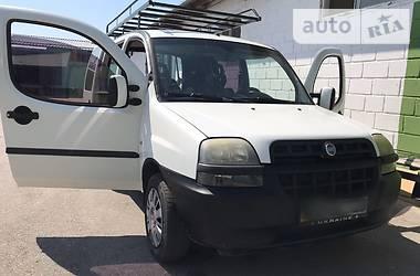 Fiat Doblo пасс. 2002 в Білій Церкві