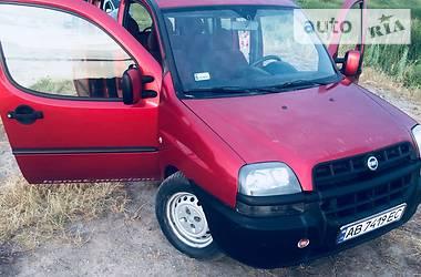 Fiat Doblo пасс. 2003 в Вінниці