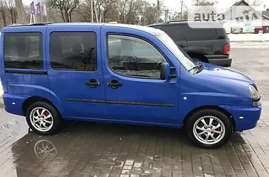 Fiat Doblo пасс. 2004 в Владимир-Волынском