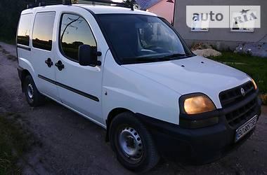Fiat Doblo пасс. 2004 в Тернополе
