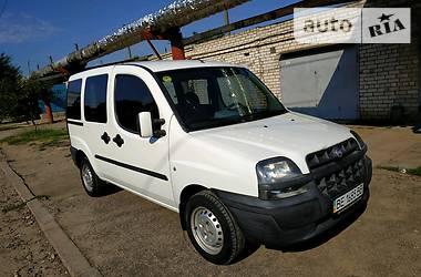 Fiat Doblo пасс. 2004 в Николаеве
