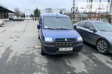 Fiat Doblo пасс. 2005 в Полтаве