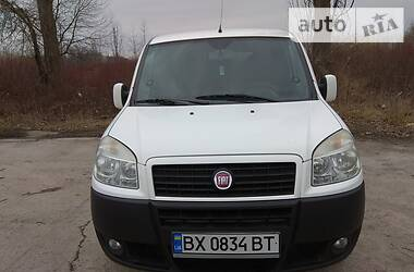 Fiat Doblo пасс. 2009 в Каменец-Подольском
