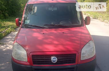Fiat Doblo пасс. 2006 в Шепетовке