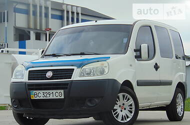 Fiat Doblo пасс. 2008 в Городенке