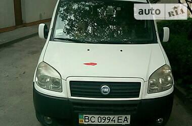 Fiat Doblo пасс. 2006 в Львове