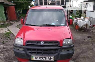 Fiat Doblo пасс. 2003 в Здолбунове