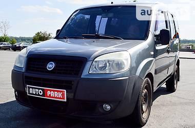Fiat Doblo пасс. 2007 в Запорожье