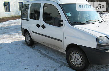 Fiat Doblo пасс. 2004 в Бердичеве