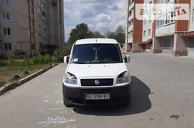 Fiat Doblo пасс. 2007 в Тернополе