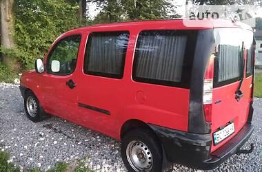 Fiat Doblo пасс. 2001 в Николаеве