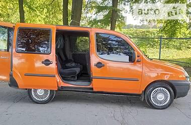 Fiat Doblo пасс. 2002 в Житомире