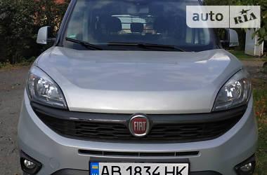 Fiat Doblo пасс. 2017 в Виннице