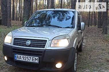 Fiat Doblo пасс. 2006 в Борисполе