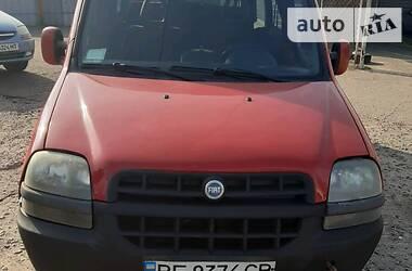 Fiat Doblo пасс. 2000 в Николаеве