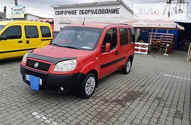 Fiat Doblo пасс. 2008 в Черновцах