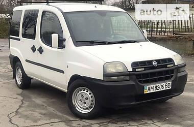 Fiat Doblo пасс. 2001 в Житомире