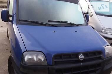 Fiat Doblo пасс. 2001 в Самборі