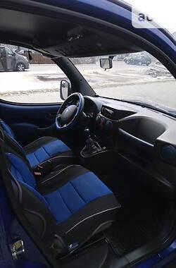 Универсал Fiat Doblo пасс. 2004 в Львове