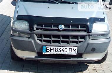 Минивэн Fiat Doblo пасс. 2005 в Сумах