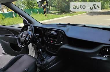 Универсал Fiat Doblo пасс. 2016 в Киеве