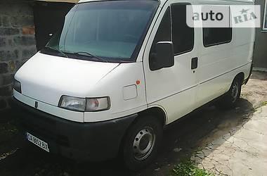 Fiat Ducato груз.-пасс. 1995 в Черкассах
