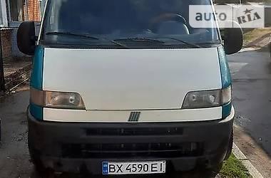 Легковой фургон (до 1,5 т) Fiat Ducato груз. 1994 в Хмельницком