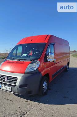 Микроавтобус грузовой (до 3,5т) Fiat Ducato груз. 2013 в Ровно