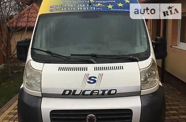 Fiat Ducato пасс. 2007 в Іваничах