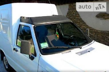 Fiat Fiorino груз.  1991