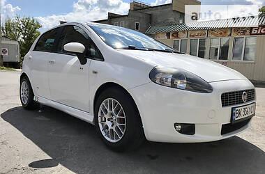 Fiat Grande Punto 2008 в Ровно