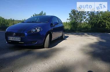 Fiat Grande Punto 2006 в Тернополе
