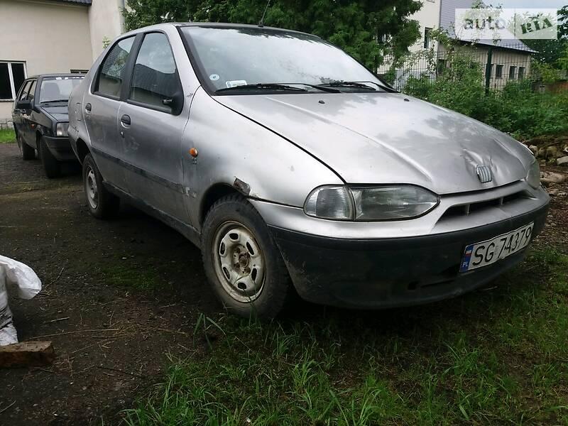 Fiat Idea 1998 в Рожнятове