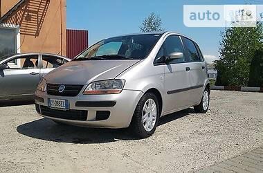 Fiat Idea 2005 в Черновцах