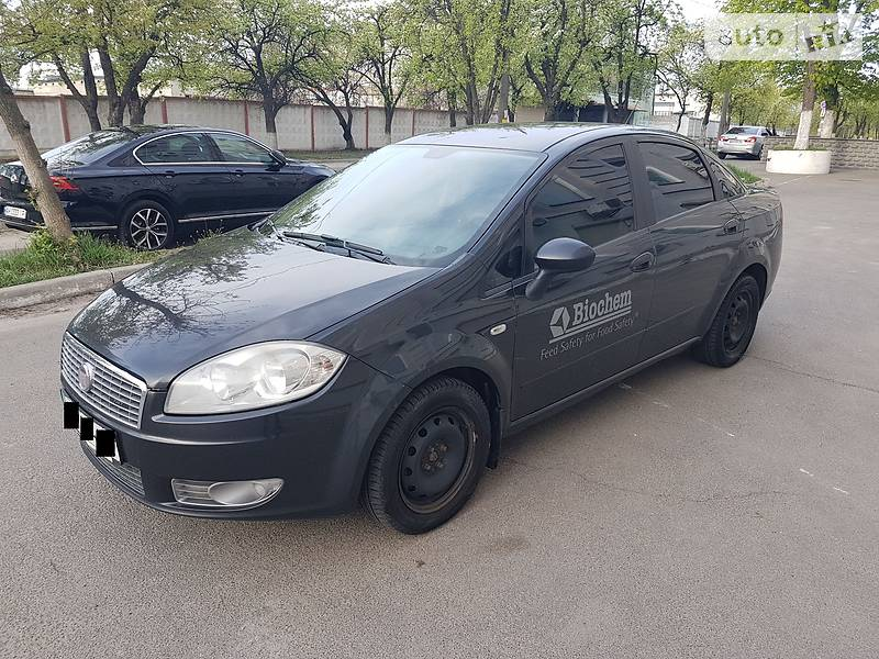 Fiat Linea 2009 в Киеве