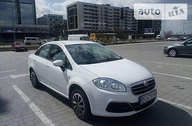 Fiat Linea 2013 в Львове