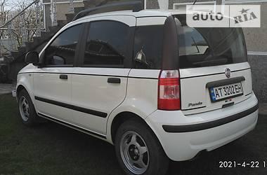 Хэтчбек Fiat Panda 2011 в Коломые