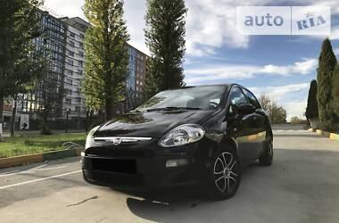 Fiat Punto Evo 2011 в Ивано-Франковске