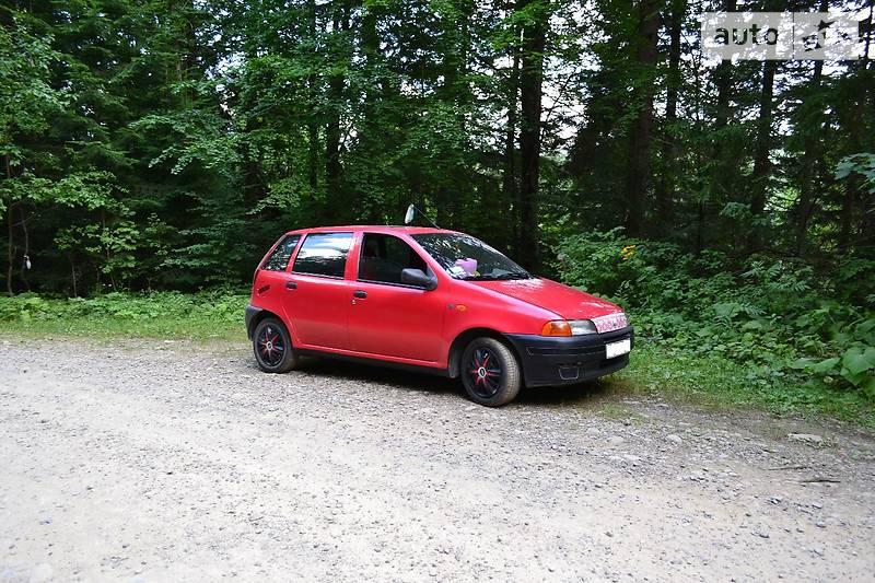 Fiat Punto 1994 в Каменец-Подольском
