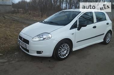 Fiat Punto 2010 в Ивано-Франковске