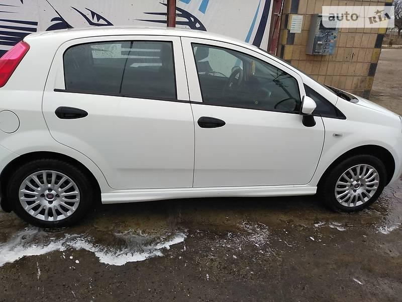Fiat Punto 2011 года в Ивано-Франковске